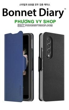 Bao da Bonnet Diary Galaxy Z Fold3 5G (Koera)